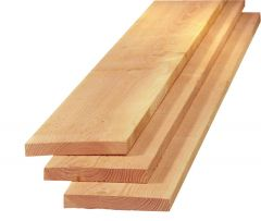 Douglas Potdeksel plank 23x200x3000