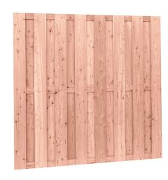 Douglas plankenscherm 15-planks