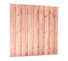 Douglas plankenscherm 19-planks