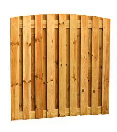 Plankenscherm 19-planks toog
